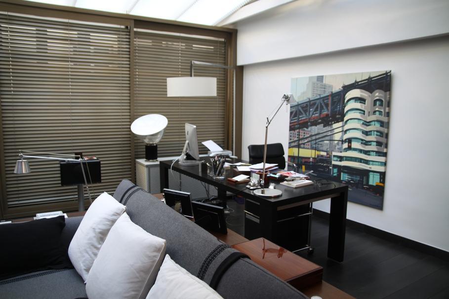 aménagement déco appartement style industriel