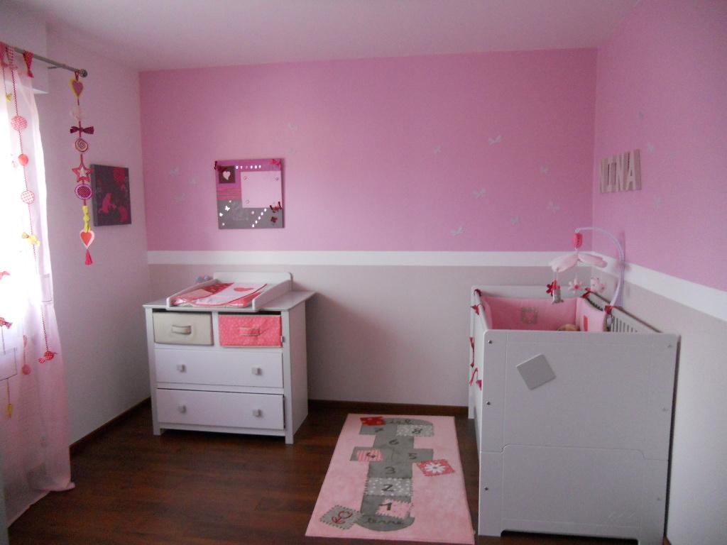 idée déco chambre de bebe fille