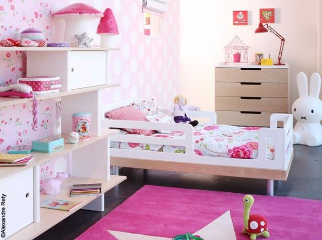 idée déco chambre fille 3 ans