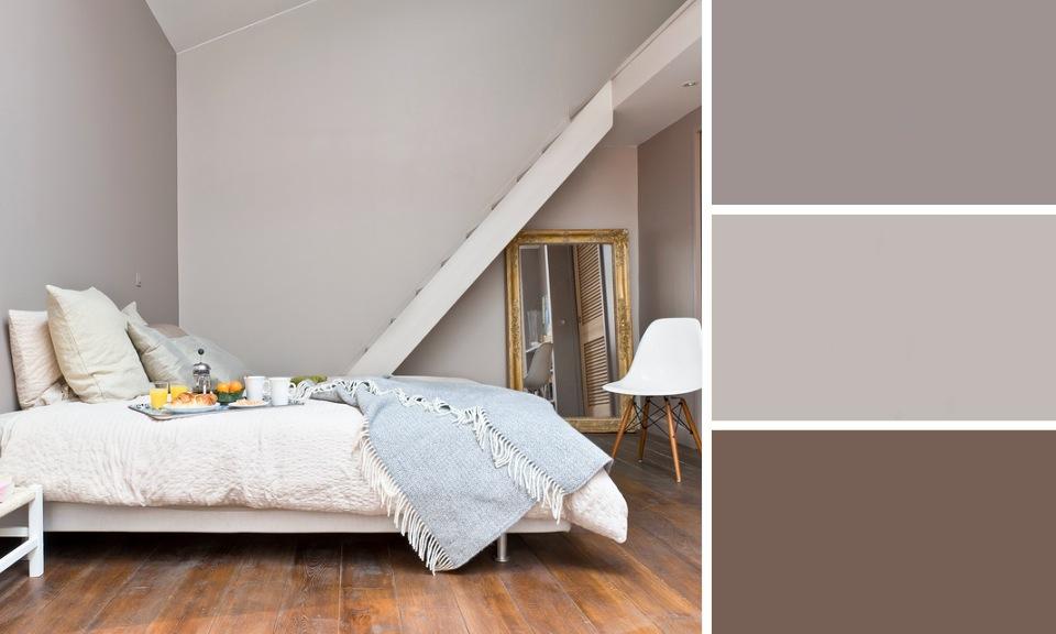 organisation déco chambre peinture couleur
