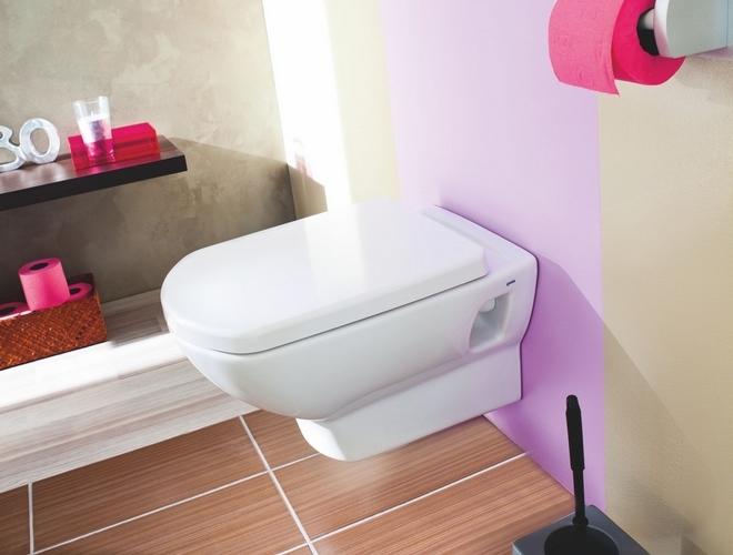 modèle déco coin wc