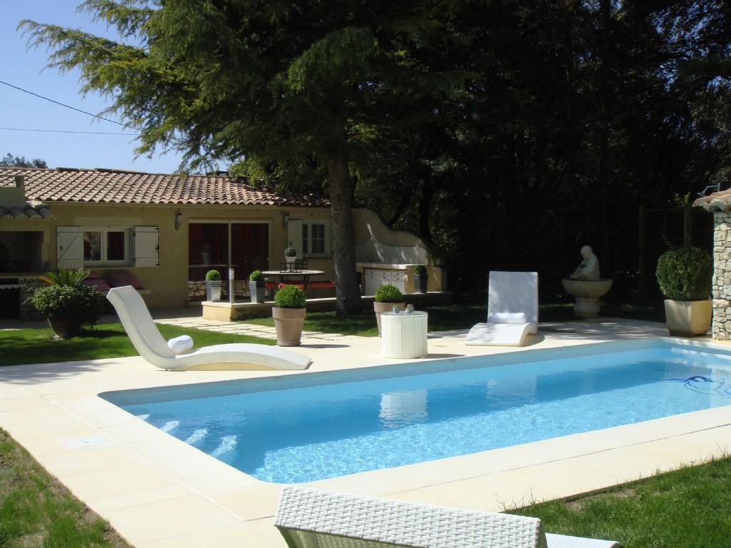 Déco maison avec piscine