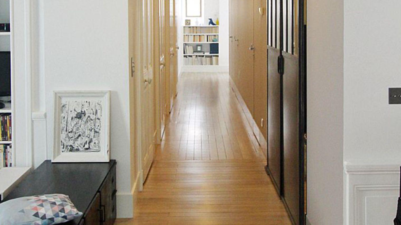 univers déco maison peinture couloir
