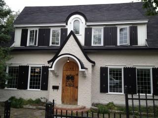 exemple déco maison peinture exterieure