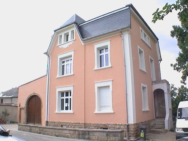 photo déco maison peinture exterieure