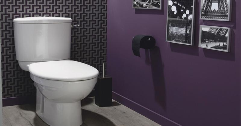 Déco pour wc toilettes