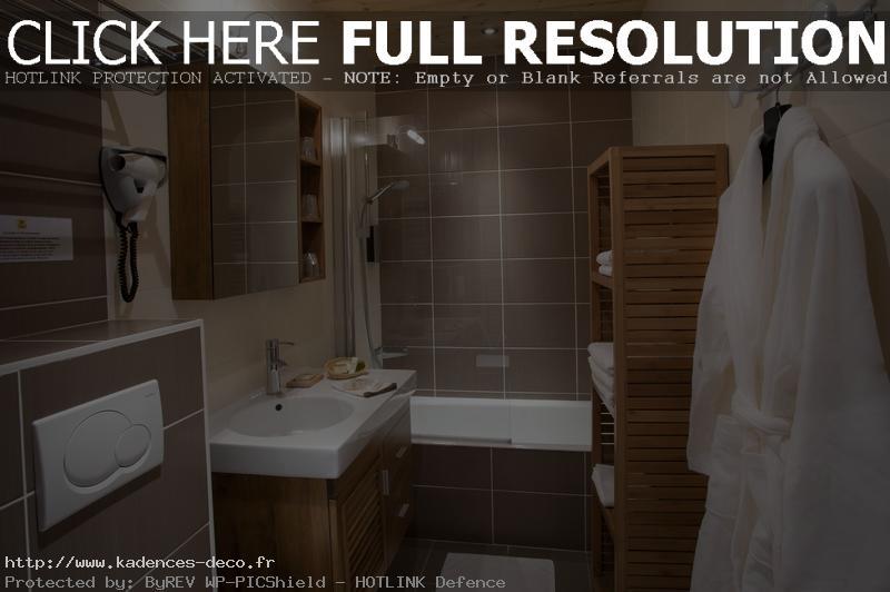 aménagement déco salle de bain spa