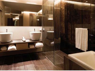 exemple déco salle de bain spa