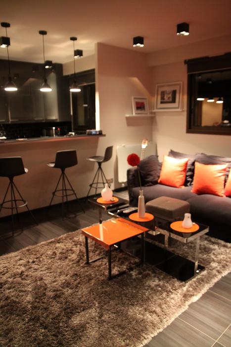 Déco salon pour appartement