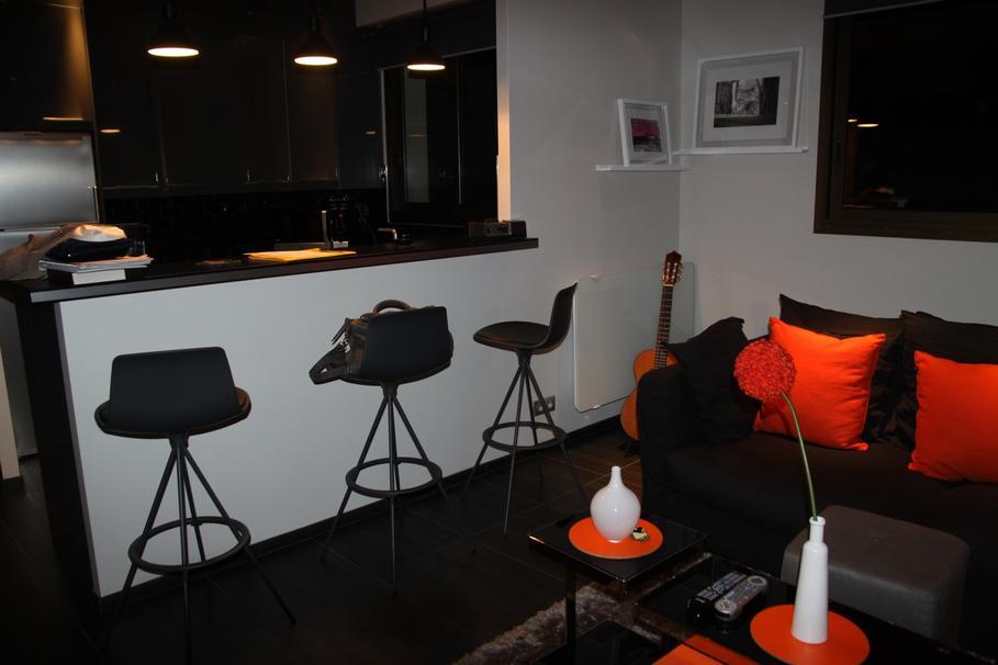 aménagement déco salon pour appartement