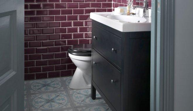 Déco toilettes retro