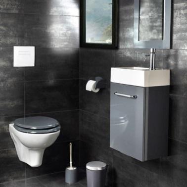 déco wc contemporain