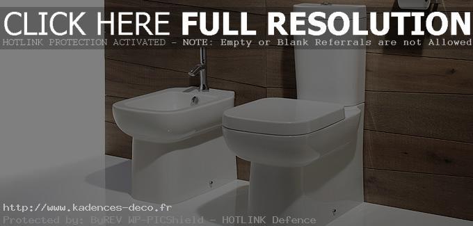 univers déco wc contemporain