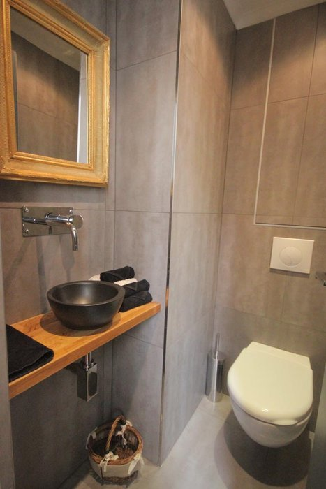 Déco wc contemporaine
