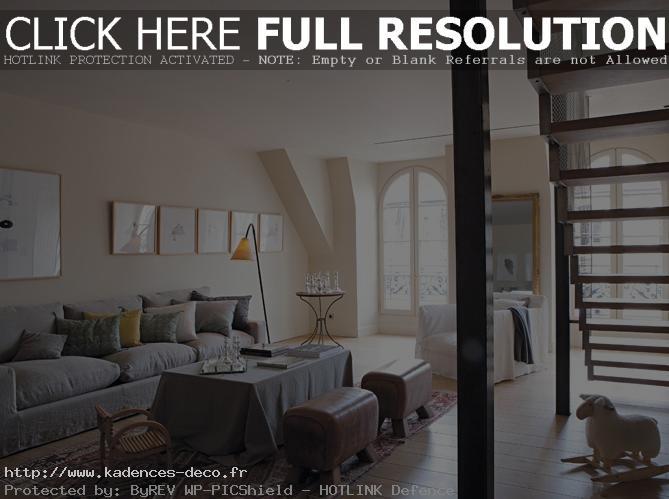 aménagement décoration appartement jeune couple