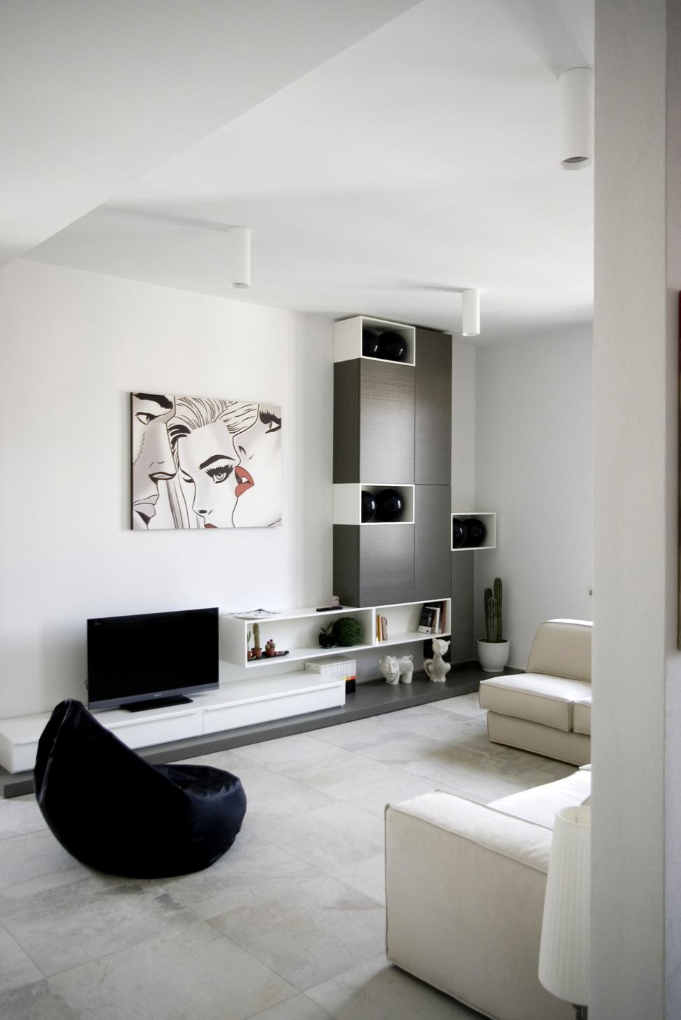 agencement décoration appartement jeune couple