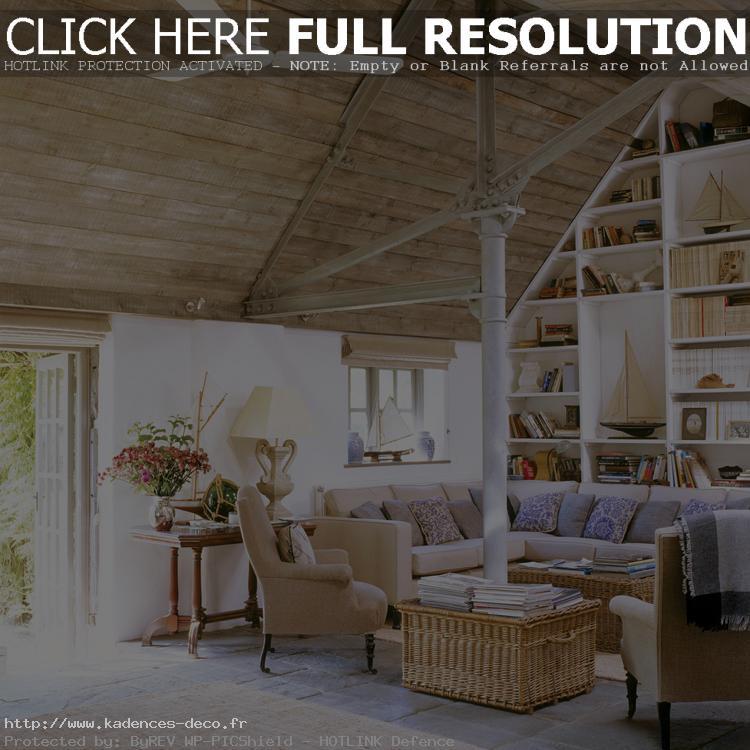 organisation décoration appartement mer