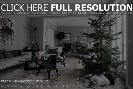 univers décoration appartement noel
