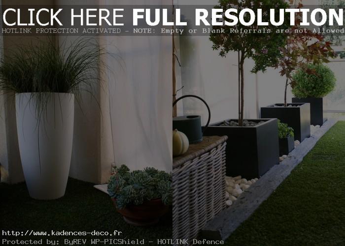 aménagement décoration balcon zen