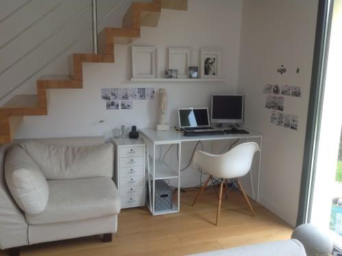 idée décoration bureau cosy