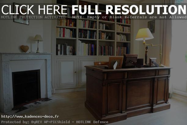 univers décoration bureau cosy