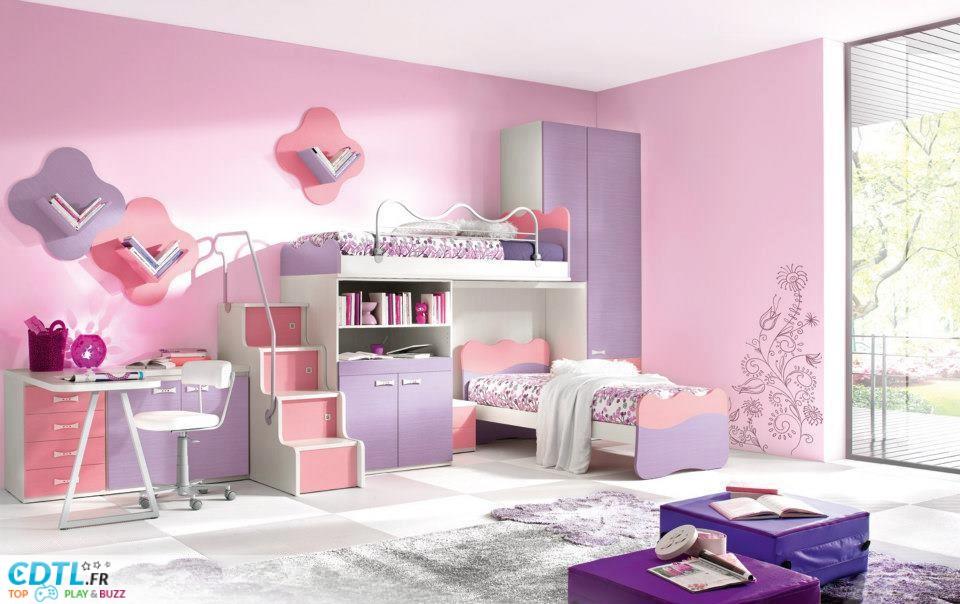 décoration chambre fille 15 ans