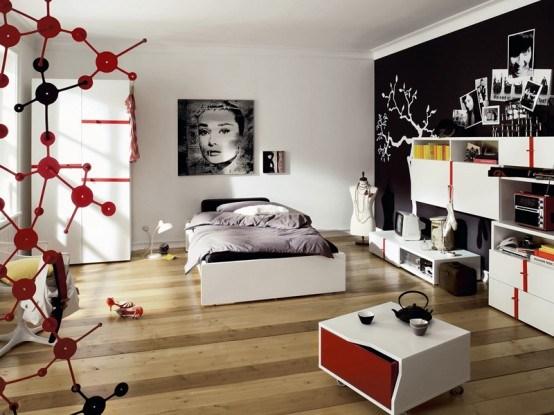 idée décoration chambre fille 15 ans