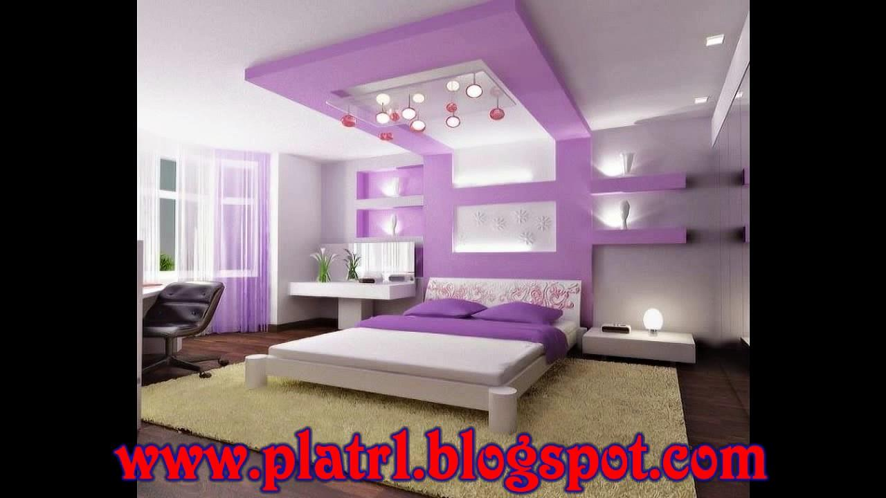 organisation décoration chambre platre