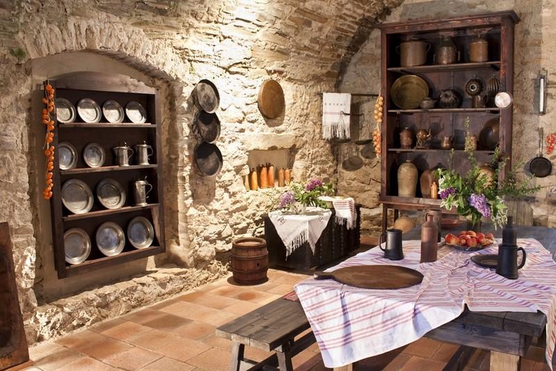 univers décoration cuisine fermette