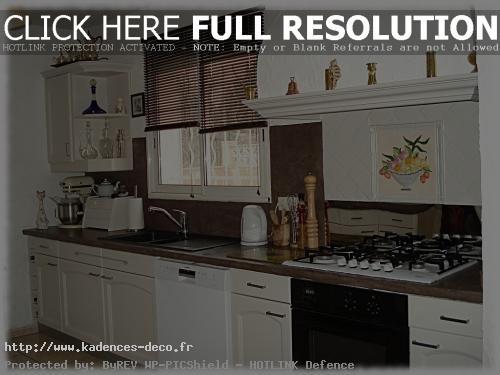 agencement décoration cuisine peinture couleur