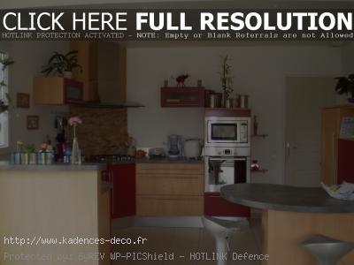 modèle décoration cuisine peinture couleur