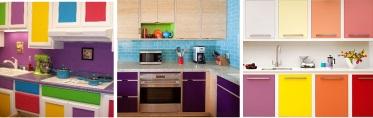 organisation décoration cuisine peinture couleur