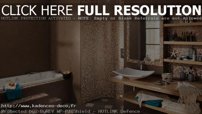aménagement décoration hammam salle de bain