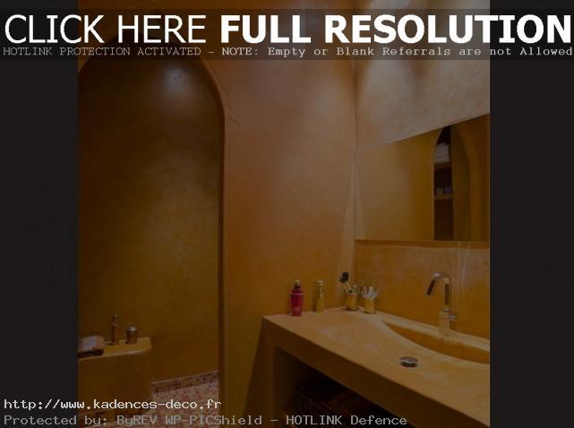 idée décoration hammam salle de bain