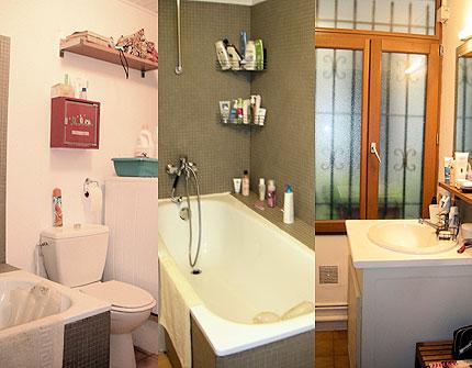 modèle décoration hammam salle de bain