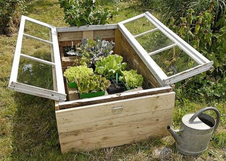 univers décoration jardin potager