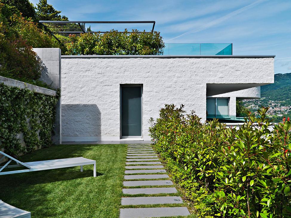 idée décoration jardin suisse