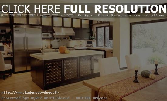 univers décoration maison cuisine americaine