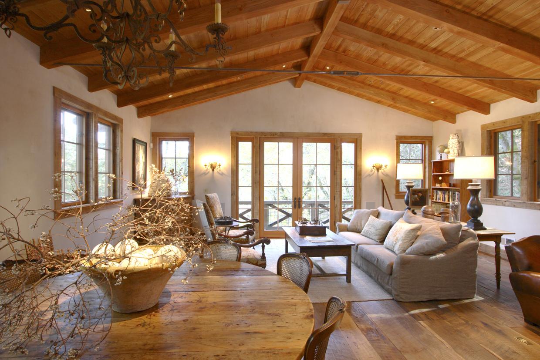 idée décoration maison en bois