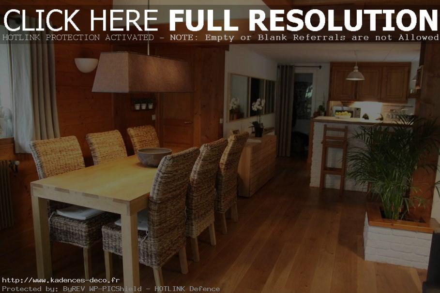 univers décoration maison en bois