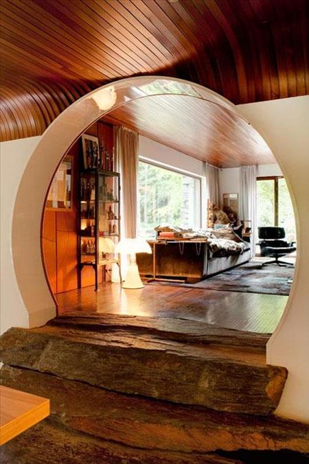 agencement décoration maison en bois