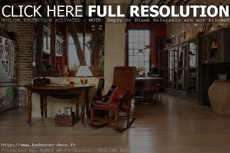 idée décoration maison gothique