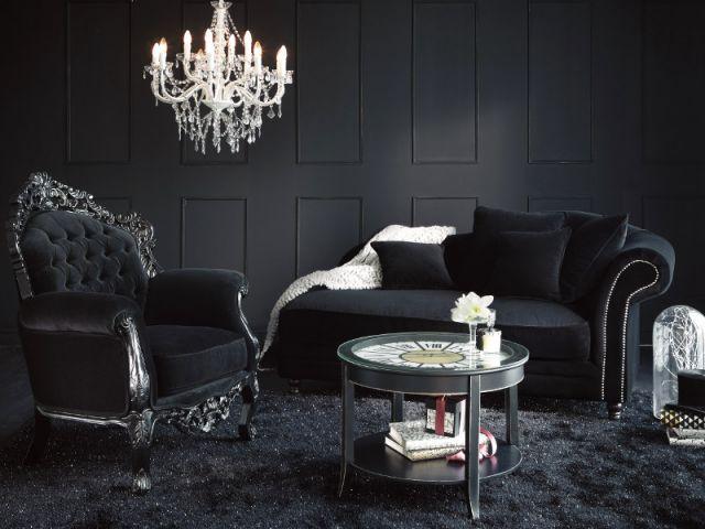 organisation décoration maison gothique