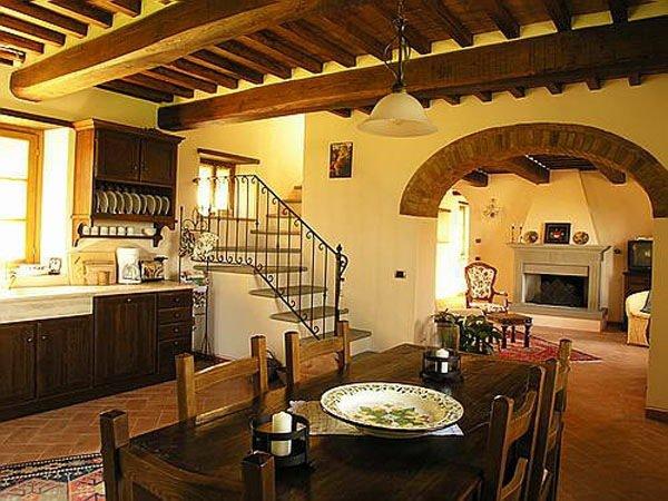 aménagement décoration maison italie