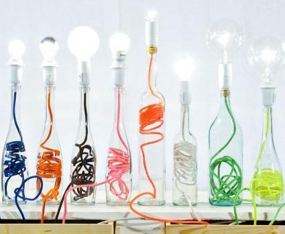 exemple décoration maison lampe