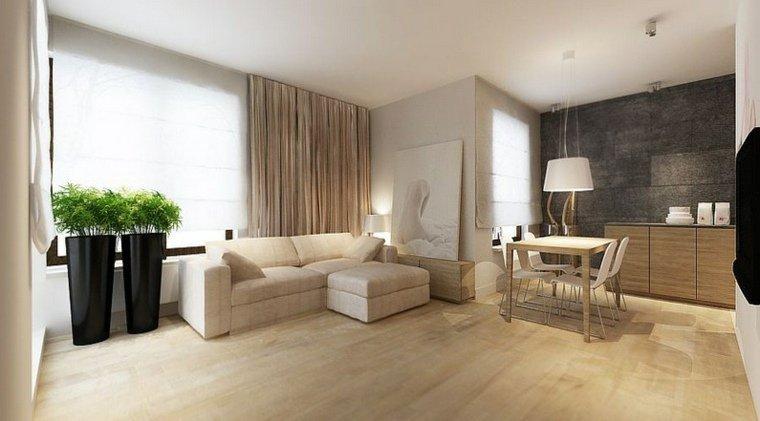 idée décoration maison lin