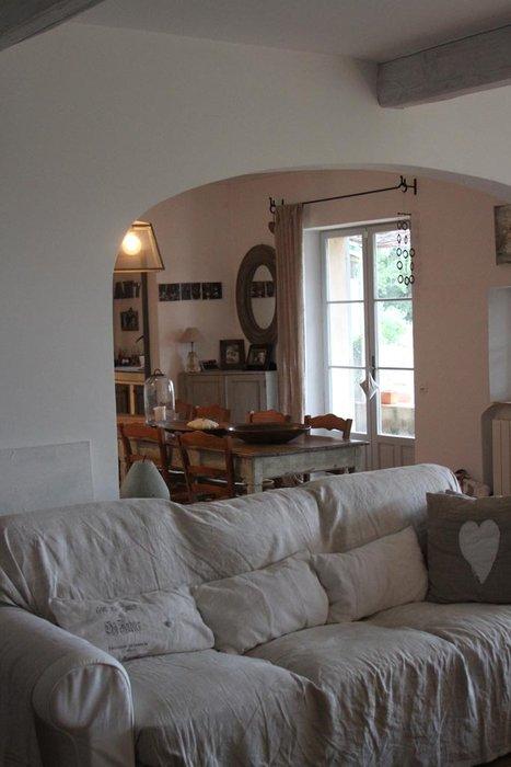 agencement décoration maison lin