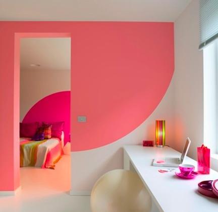 agencement décoration maison peinture mur