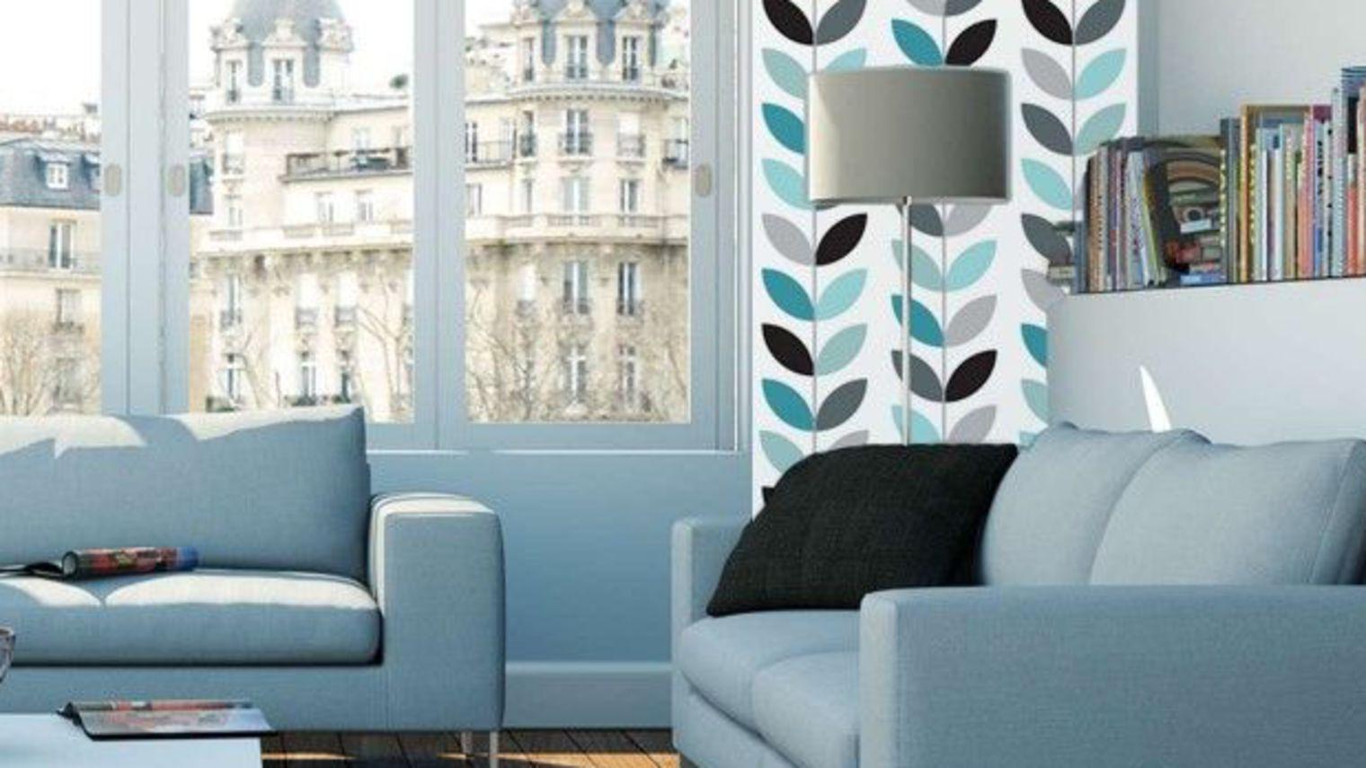 idée décoration maison peinture papier peint