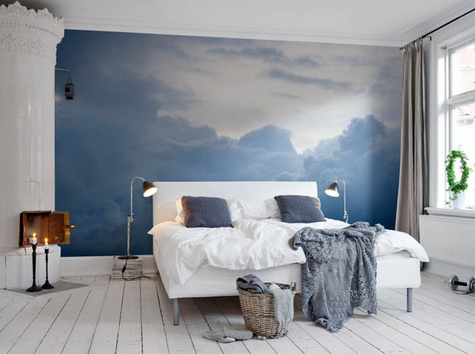univers décoration maison peinture papier peint